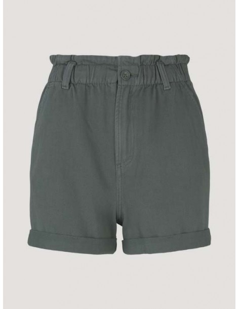 TOM TAILOR Relaxed paperbag shorts 1025238-26678