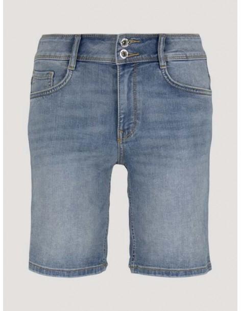 TOM TAILOR Alexa Bermuda denim shorts 1025573-10125