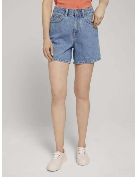 TOM TAILOR Mom-fit shorts 1025737-10113