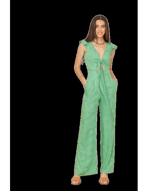 ENZZO Ολόσωμη φόρμα με δέσιμο 211347-2