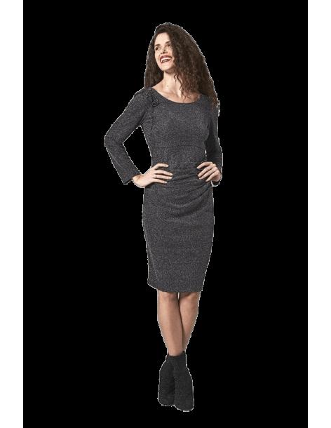 Φόρεμα lurex FOREL 575034